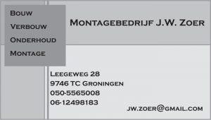 Montagebedrijf J.W. Zoer