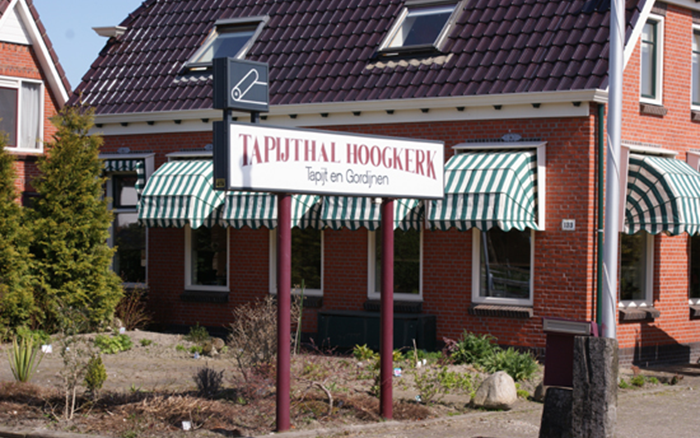 pand tapijthal hoogkerk
