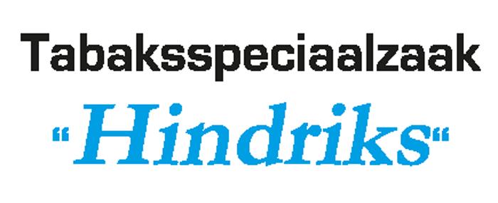 logo tabaksspeciaalzaak hindriks